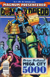 Cover for Dommer Dredd (Bladkompaniet / Schibsted, 1991 series) #4/1991