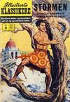 Cover for Illustrerte Klassikere [Classics Illustrated] (Illustrerte Klassikere / Williams Forlag, 1957 series) #31 - Stormen