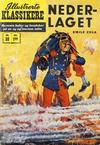 Cover Thumbnail for Illustrerte Klassikere [Classics Illustrated] (1957 series) #38 - Nederlaget [1. opplag]