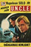 Cover for Mannen från U.N.C.L.E. (Semic, 1966 series) #11