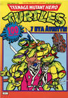 Cover for Teenage Mutant Hero Turtles special (Atlantic Förlags AB; Pandora Press, 1991 series) #1/1992