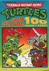 Cover for Teenage Mutant Hero Turtles special (Atlantic Förlags AB; Pandora Press, 1991 series) #3/1992