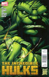 Cover for Incredible Hulks (Marvel, 2010 series) #635 [Newsstand]