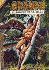 Cover for Arandú, El Príncipe de la Selva (Editora Cinco, 1977 series) #1