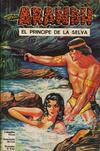 Cover for Arandú, El Príncipe de la Selva (Editora Cinco, 1977 series) #17