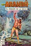 Cover for Arandú, El Príncipe de la Selva (Editora Cinco, 1977 series) #19