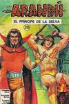 Cover for Arandú, El Príncipe de la Selva (Editora Cinco, 1977 series) #20