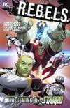 Cover for R.E.B.E.L.S. (DC, 2010 series) #[1] - The Coming of Starro