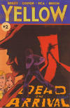 Cover for Yellow (Viper, 2010 series) #2