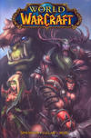 Cover for World of Warcraft (DC, 2008 series) #1