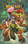 Cover for World of Warcraft (DC, 2008 series) #4