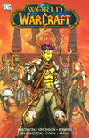 Cover for World of Warcraft (DC, 2009 series) #4