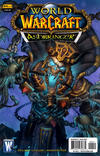 Cover for World of Warcraft: Ashbringer (DC, 2008 series) #4
