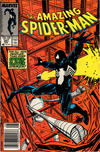 Cover for The Amazing Spider-Man (Marvel, 1963 series) #291 [Newsstand]