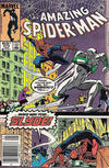 Cover for The Amazing Spider-Man (Marvel, 1963 series) #272 [Newsstand]
