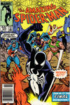 Cover for The Amazing Spider-Man (Marvel, 1963 series) #270 [Newsstand]