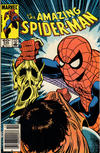 Cover Thumbnail for The Amazing Spider-Man (1963 series) #245 [Newsstand Edition]