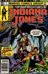 Cover for The Further Adventures of Indiana Jones (Marvel, 1983 series) #7 [Newsstand]