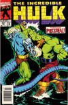 Cover for The Incredible Hulk (Marvel, 1968 series) #407 [Newsstand]