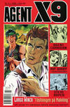 Cover for Agent X9 (Egmont, 1997 series) #11/1998