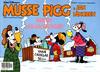 Cover for Musse Pigg & Jan Långben [julalbum] (Semic, 1972 series) #[1989] - Varma julhälsningar