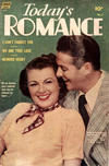 Cover for Today's Romance (Pines, 1952 series) #6