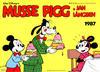 Cover for Musse Pigg & Jan Långben [julalbum] (Semic, 1972 series) #1987