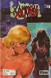 Cover for Samurai (Editora Cinco, 1980 series) #6