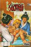Cover for Samurai (Editora Cinco, 1980 series) #4