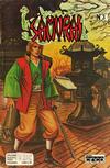 Cover for Samurai (Editora Cinco, 1980 series) #3