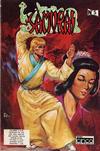 Cover for Samurai (Editora Cinco, 1980 series) #5