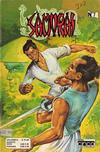 Cover for Samurai (Editora Cinco, 1980 series) #7