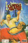 Cover for Samurai (Editora Cinco, 1980 series) #8