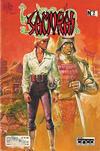 Cover for Samurai (Editora Cinco, 1980 series) #2