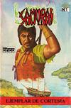 Cover for Samurai (Editora Cinco, 1980 series) #1