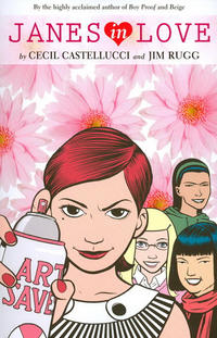 Cover Thumbnail for Janes in Love (DC, 2008 series)