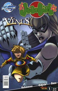 Cover Thumbnail for Judo Girl & Venus (Bluewater / Storm / Stormfront / Tidalwave, 2009 series) #1