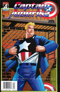 Cover Thumbnail for Captain America (Marvel, 1968 series) #450 [Newsstand]