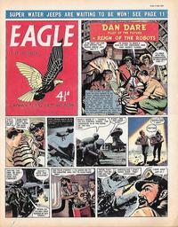 Cover Thumbnail for Eagle (Hulton Press, 1950 series) #v8#27