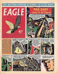 Cover Thumbnail for Eagle (Hulton Press, 1950 series) #v8#31
