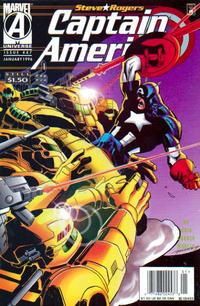 Cover Thumbnail for Captain America (Marvel, 1968 series) #447 [Newsstand]