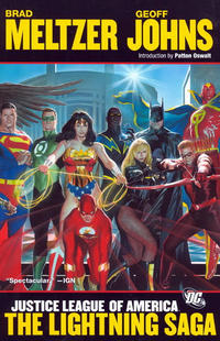 Cover Thumbnail for Justice League of America: The Lightning Saga (DC, 2009 series)