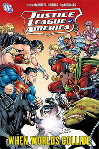 Cover Thumbnail for Justice League of America (DC, 2007 series) #6 - When Worlds Collide