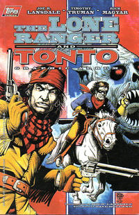 Cover Thumbnail for The Lone Ranger and Tonto (Topps, 1995 series)