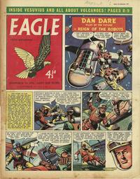 Cover Thumbnail for Eagle (Hulton Press, 1950 series) #v8#38