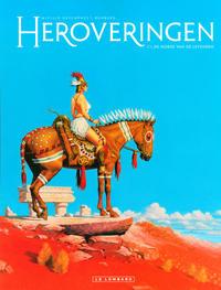 Cover Thumbnail for Heroveringen (Le Lombard, 2011 series) #1 - De horde van de levenden