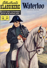 Cover Thumbnail for Illustrerte Klassikere [Classics Illustrated] (Illustrerte Klassikere / Williams Forlag, 1957 series) #23 - Waterloo