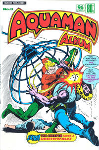 Cover Thumbnail for Aquaman Album (K. G. Murray, 1978 series) #3
