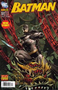 Cover Thumbnail for Batman (Panini Deutschland, 2007 series) #57