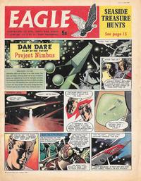 Cover Thumbnail for Eagle (Longacre Press, 1959 series) #v11#24
